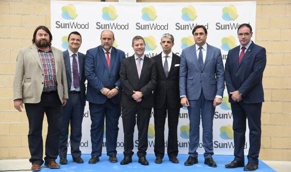 DIAL GROUP finaliza con éxito la planta de biomasa en Cuenca para SunWood que generará 15.000 toneladas de pellets al año.