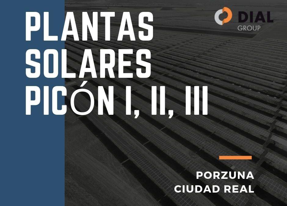 Puesta en marcha del mayor complejo de energía solar fotovoltaica de Castilla La Mancha