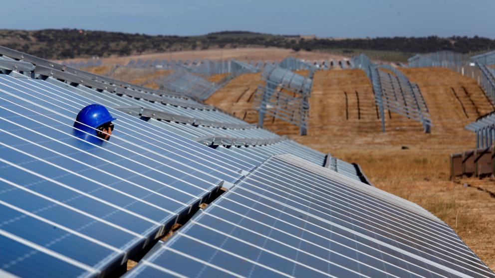 Planta Fotovoltaica Nuñez de Balboa, la más grande de Europa